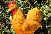 Chicken zodiac. — Stock Photo