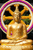 Standbeeld van boedha — Stockfoto
