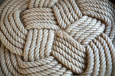 Coil of rope. — Stock Photo
