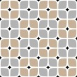 Checkered seamless pattern — Stock Vector