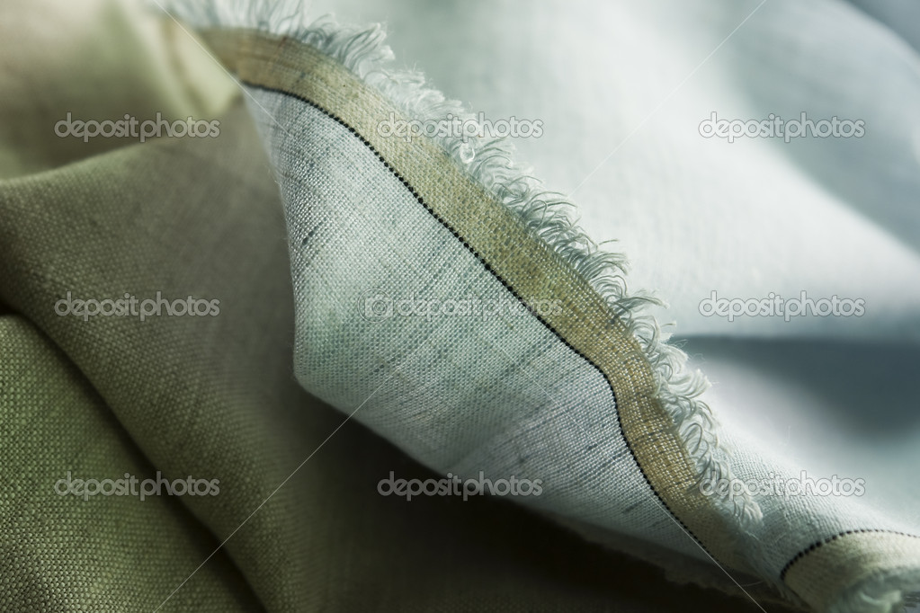 Close up of linen fabric — Stock Photo #8842770