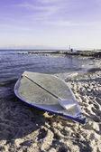 Plaża morze martwe — Zdjęcie stockowe