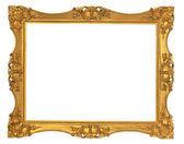 Goldener rahmen — Stockfoto