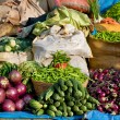 Fresh vegetables market — Stock Photo #9742660
