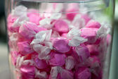 Pink Saltwater Candy — Stock Photo