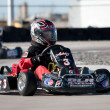 Racing Go Kart — Stock Photo #9020626