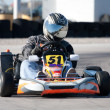 Racing Go Kart — Stock Photo #9020669