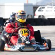 Racing Go Kart — Stock Photo #9020678