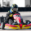 Racing Go Kart — Stock Photo #9020680