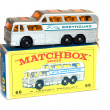 Stock Photo: Matchbox 1-75