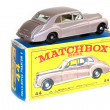 Matchbox 1-75 — Stock Photo #9021084