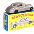 Matchbox 1-75 — Stock Photo