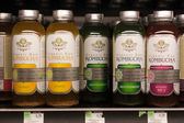 Kombucha Tea on store shelf — Stock Photo