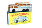 Matchbox 1-75 — Stock Photo