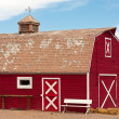 Red Barn — Stock Photo #9526251