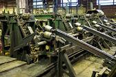 Röhren-fabrik — Stockfoto
