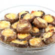 Roasted Mushrooms — Stock Photo