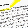 Leadership — Foto de stock #10140130