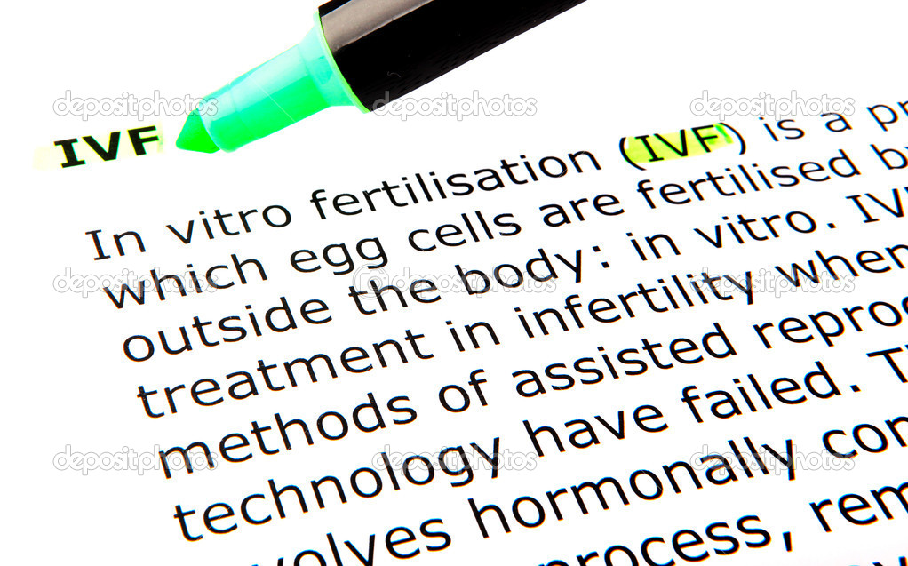 IVF - Color Image — Stock Photo #10140129