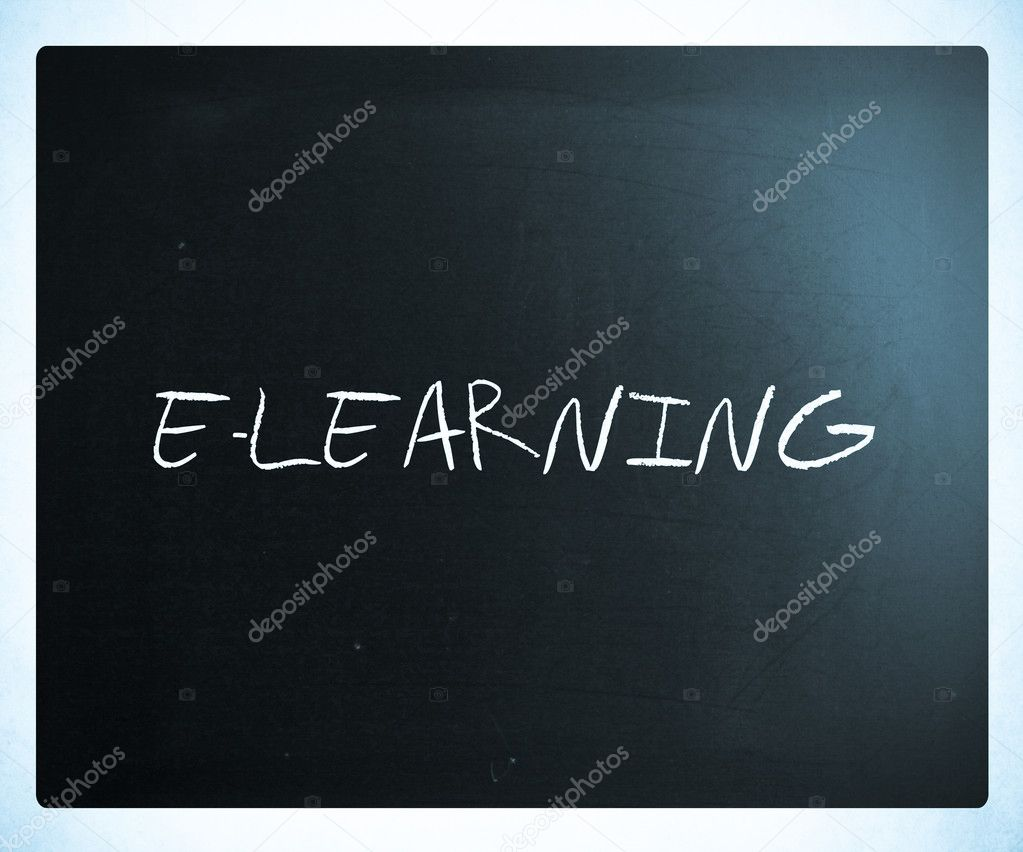 E-learning — Stock Photo #10212449