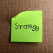 Strategy — Stock Photo #10600960
