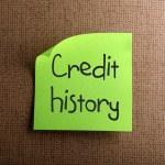 Credit history — Stock Photo #10601014