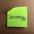 Strategy — Stock Photo #10634535