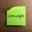 Overweight — Stock Photo #10646480