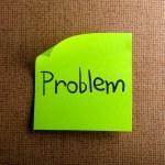Problem — Stock Photo #10646572