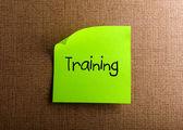 Training — Photo