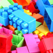 Royalty-Free Stock Photo: Plastic toy blocks