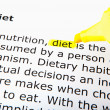 Image of Diet — Stock Photo