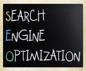 Search engine optimization — Foto Stock