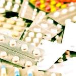 Packs of pills — Stock Photo #9272709