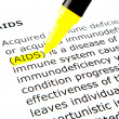 Stock Photo: AIDS - Color Image