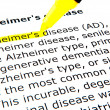 Alzheimer's disease — Stock Photo #9389464