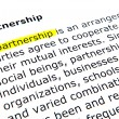 Partnership — Foto de stock #9416472