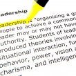 Leadership — Foto de stock #9416507