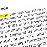 grunge — Foto Stock