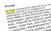 Grunge — Stock Photo