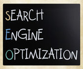 Search engine optimization — Foto de Stock