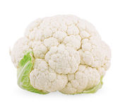 Head of cauliflower cabbage — Stock Photo