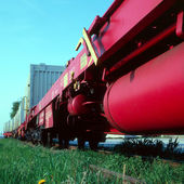 Freight Cars — Stock Photo