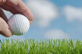 Pelota de golf — Foto de Stock