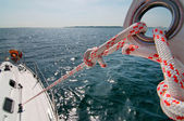 Sailing — Zdjęcie stockowe