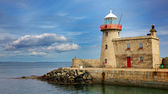 Howth Lighthouse — Stock Photo