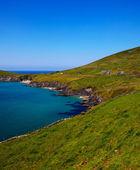 Coumeenole beach and coast of Dingle Peninsula — Stock Photo