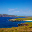 Clogher head, Sybil head and grotto — Stock Photo