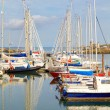 Howth harbour — Stock Photo
