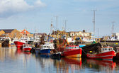 Howth přístav — Stock fotografie